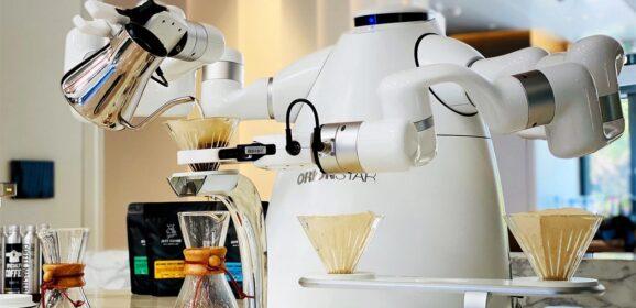 【加點製造】機器人超進化!會泡咖啡、鎖螺絲?