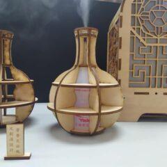 【文創設計】創客防疫設計—超音波水霧器