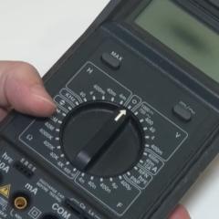 【實作實驗室】做居家電器檢修,你一定要知道「三用電表」