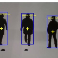 【CAVEDU講堂】NVIDIA Jetson 機器學習專案,結合Intel RealSense D435 景深攝影機進行物件偵測與距離偵測