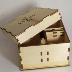 【文創設計】邊收納邊解謎,十字機關盒原來可以這樣玩