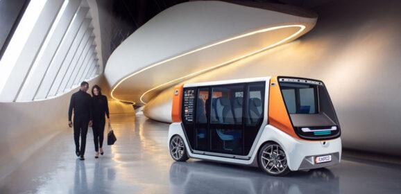 【列印良品】Rinspeed推出3D列印概念電動汽車「MetroSnap」