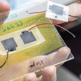 【列印良品】可生物分解的3D列印紙電池問世