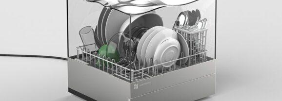 【加點製造】廚房可以很智能:省水洗碗機、把廚餘變肥料的回收機