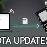 【ESP32專欄】ESP32 OTA無線更新系列——Basic OTA